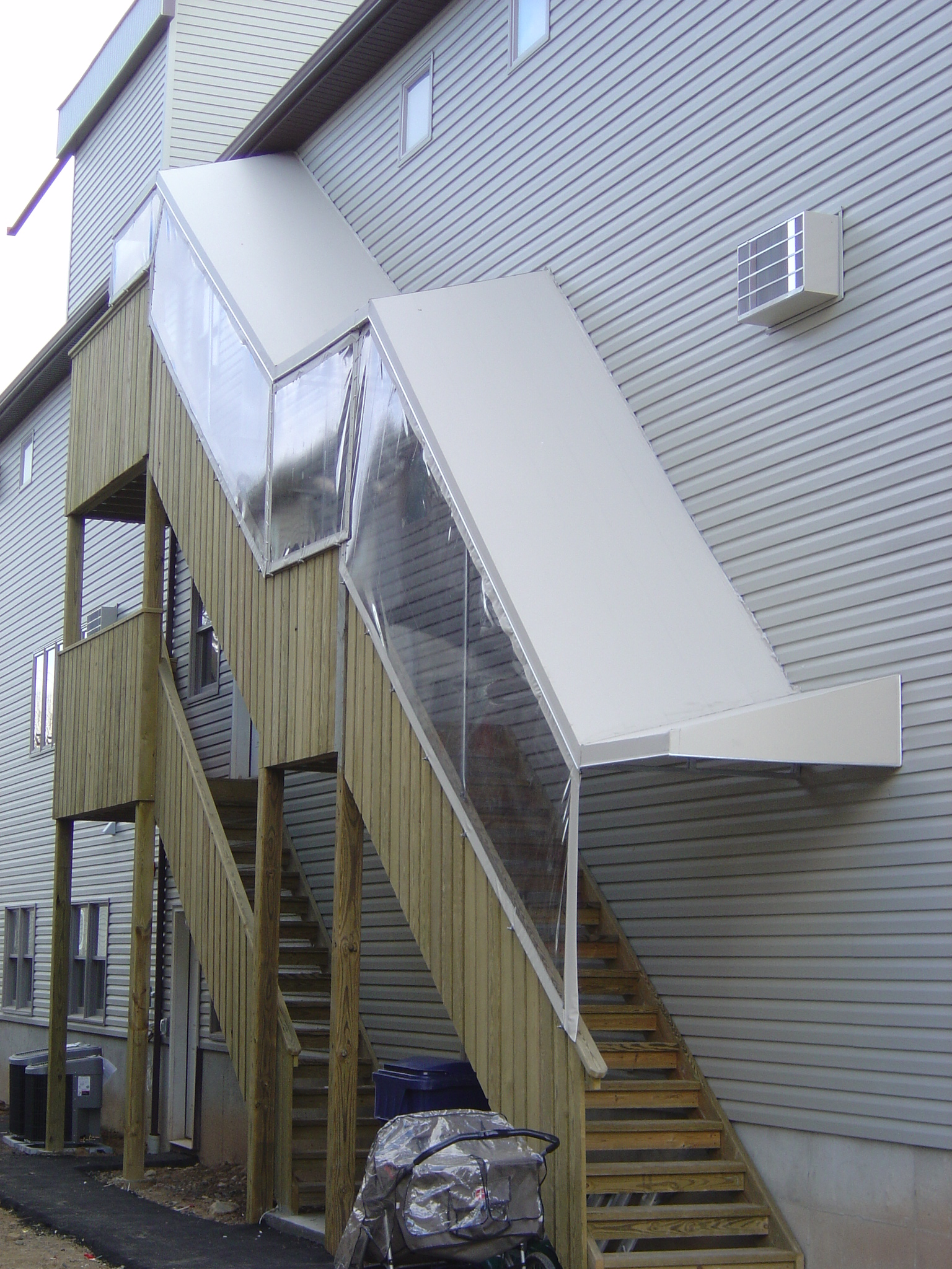Residential Tri State Awnings