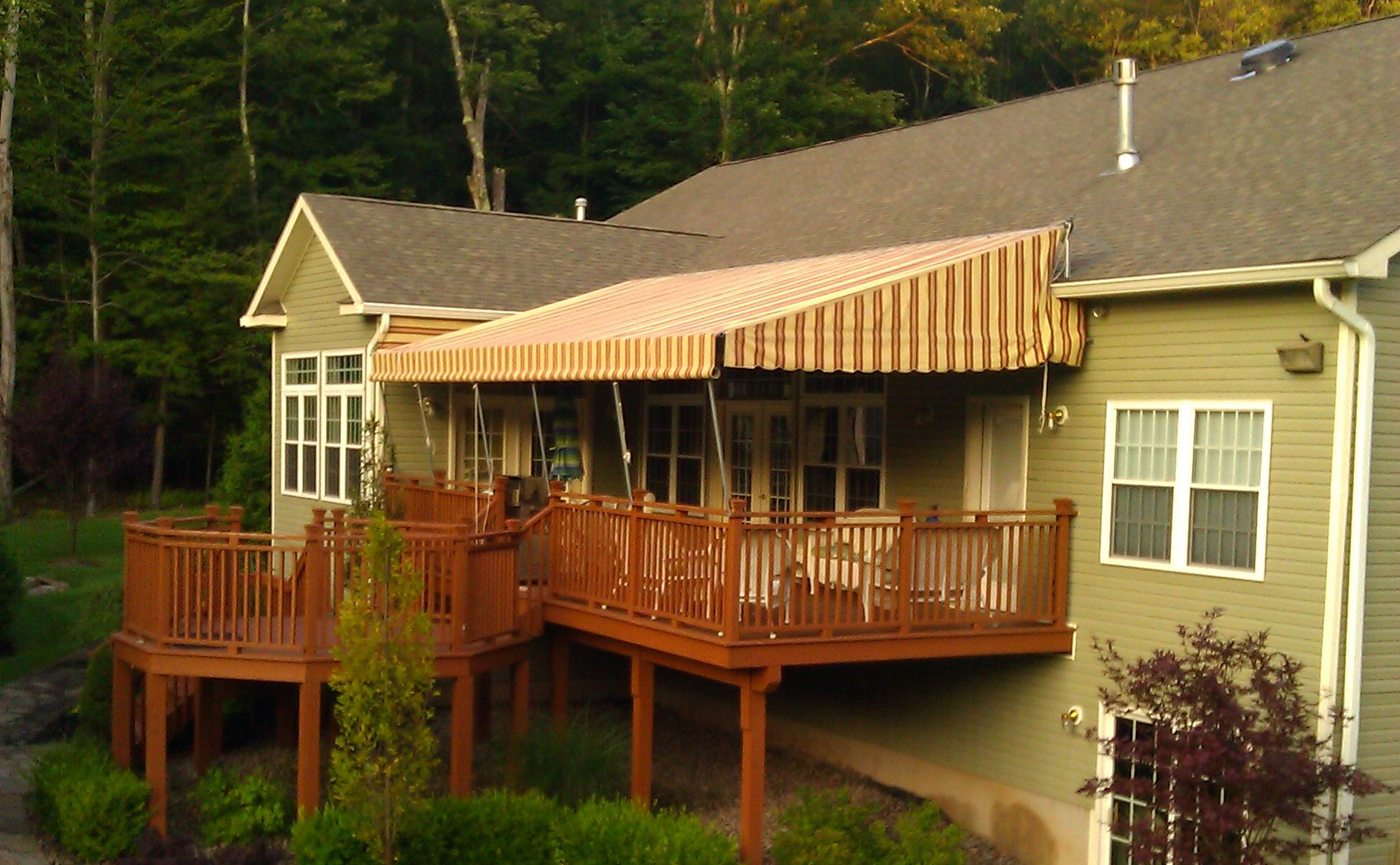 RollUp Sukkah Awnings - Tri State Awnings